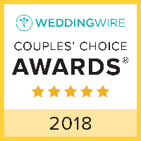 Wedding Wire Couples' Choice Award 2018